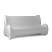 Vondom: Brands - Vondom - Doux Sofa Two Seater