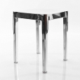 EMECO: Rubriques - Mobilier - Emeco Stacking Stool STOL-18