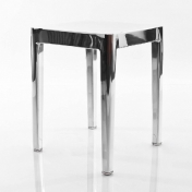 EMECO: Marques - EMECO - Emeco Stacking Stool STOL-18