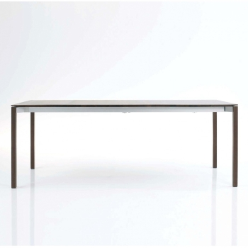 Tira - Table extractible 125cm