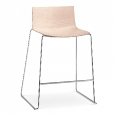 Arper: Brands - Arper - Catifa 46 0572 Bar Stool low oak