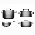 iittala: Rubriques - Accessoires - Tools - Casseroles en set de 4 pi&egrave;ces