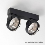 Deltalight: Marques - Deltalight - Rand 211 T50 Ceiling Spot