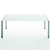 Kristalia: Collections - Sushi - Sushi Alucompact® Table Extendable