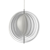 VerPan: Brands - VerPan - Moon Lamp Suspension Lamp