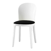 Magis: Categories - Furniture - Vanity Chair White