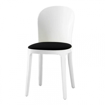 Vanity Chair - Silla blanca