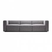 HAY: Brands - HAY - Mags 3 Seater Sofa