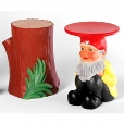Kartell: Rubriques - Mobilier - Gnomes - Table