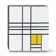 Cappellini: Kategorien - M&ouml;bel - Homage to Mondrian Container