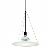 Flos: Brands - Flos - Frisbi Suspension Lamp