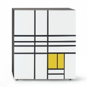 Cappellini: Categories - Furniture - Homage to Mondrian Cabinet
