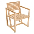 Jan Kurtz: Design Special - Meubles de jardin en teak - Timber - Fauteuil