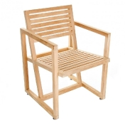 Jan Kurtz: Design special - Teak garden furniture - Timber Armchair