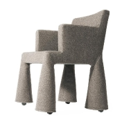 Moooi: Categories - Furniture - V.I.P. Chair Armchair