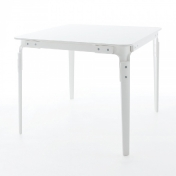 Magis: Brands - Magis - Steelwood 90 Table