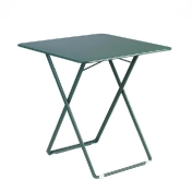Fermob: Categories - Furniture - Plein Air Table Square