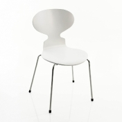 Fritz Hansen: Design special - Arne Jacobsen chairs - Ant Chair Mat Laquered 46,5cm