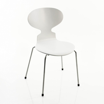 Ant Chair Mat Laquered 46,5cm