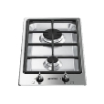 Smeg: Rubriques - High-Tech - PGF32GD Domino - Cuisini&egrave;re &agrave; gaz
