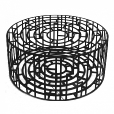 Moroso: Brands - Moroso - Kub Stool / Side Table Steel