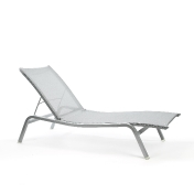 Fermob: Categories - Furniture - Alizé XS  Sunlounger