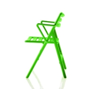 Magis: Marcas - Magis - Folding Air Chair - Silla con reposabrazos