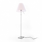 LucePlan: Categories - Lighting - Costanza Terra Floor Lamp Telescope/Dimmer
