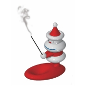 Alessi: Brands - Alessi - Natalincensino Figurine/Incense Stick Holder