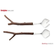 Donkey Products: Categories - Accessories - Back to the Roots Salad Servers