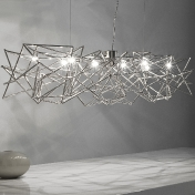 Terzani: Categories - Lighting - Etoile Suspension Lamp 130cm
