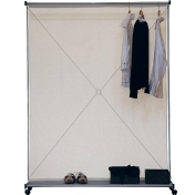 Jan Kurtz: Categories - Furniture - Hang Up Wardrobe