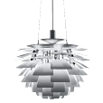 Louis Poulsen: Categories - Lighting - PH Artichoke Suspension Lamp