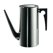 Stelton: Brands - Stelton - Cylinda Line Coffee Pot