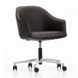 Vitra: Rubriques - Mobilier - Softshell Chair - Fauteuil pivotant 
