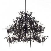 Brand van Egmond: Categories - Lighting - Flower Power Chandelier