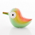 Alessi: Rubriques - Accessoires - Lily Bird - R&eacute;cipient pour Sauce Soja 