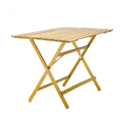 Jan Kurtz: Categories - Furniture - Woody Folding Table
