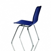 Magis: Categories - Furniture - Soho Chair Stackable