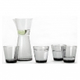 iittala: Rubriques - Accessoires - Kartio Set de 5 pi&egrave;ces