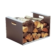 Jan Kurtz: Categories - Accessories - Heizer Log Holder