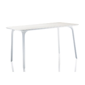 Magis: Categories - Furniture - Table First Outdoor rectangular