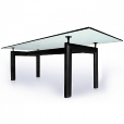 Cassina: Rubriques - Mobilier - LC6 - Table