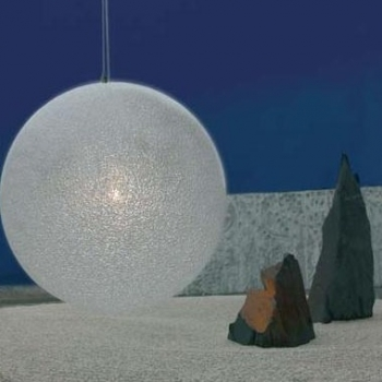 Ice Globe Suspension