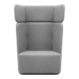 Softline: Categories - Furniture - Basket Armchair with high back