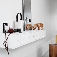 Montana: Rubriques - Mobilier - Montana Mini Console murale