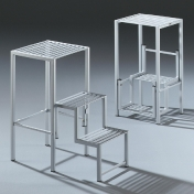 Jan Kurtz: Categories - Furniture - Aerostep Stepladder/ Stool
