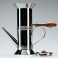 Alessi: Categories - Accessories - Neapolitan Espresso Maker 90018