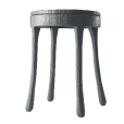 Muuto: Rubriques - Mobilier - Raw - Table d&#039;Appoint/tabouret
