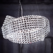 Marchetti: Categories - Lighting - Diamante Suspension Lamp